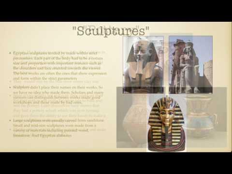 Social Studies Ancient Egypt Art