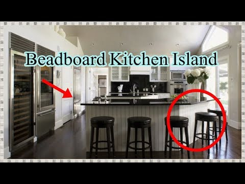 Ideas on How to Enhance Your Kitchen Design With Beadboard