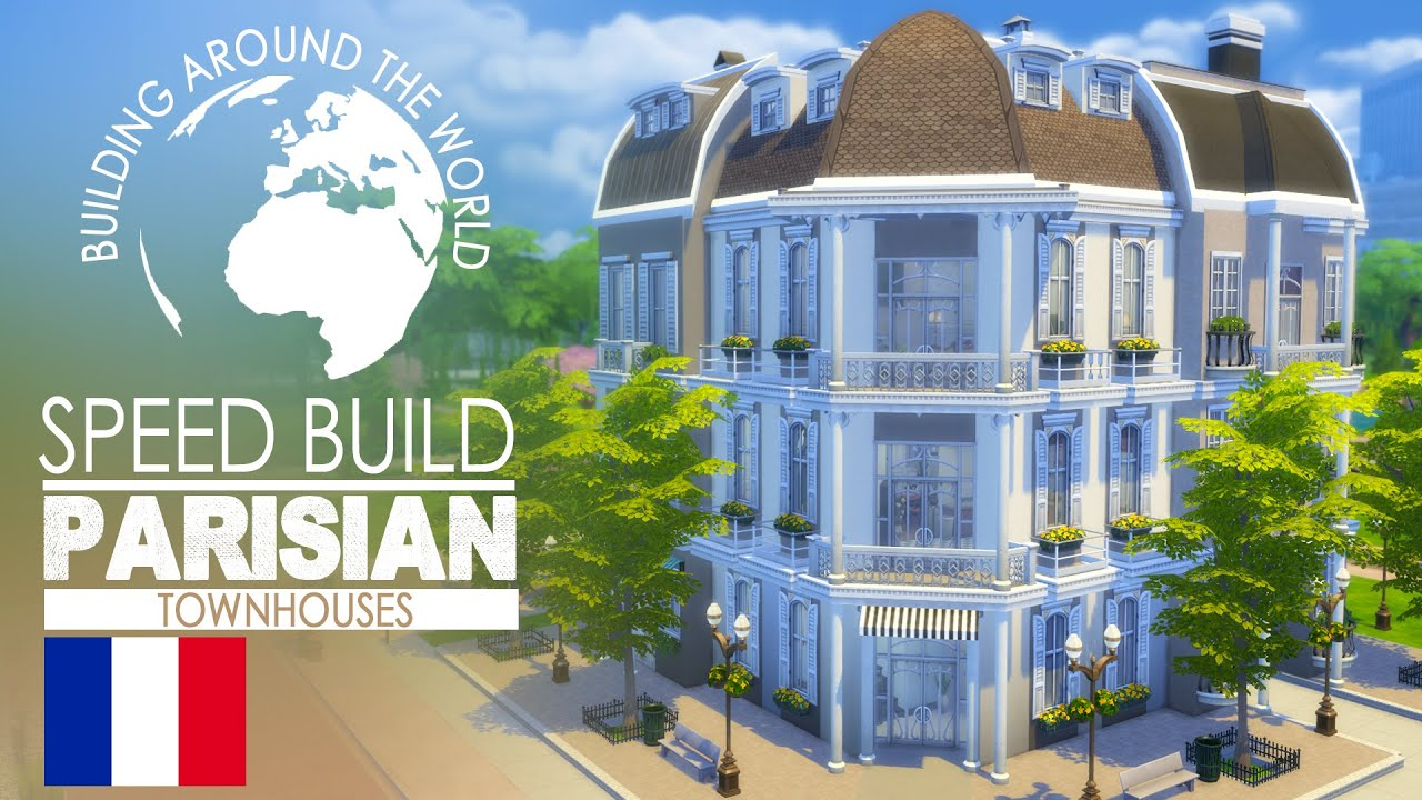 How To Build A Town Sims