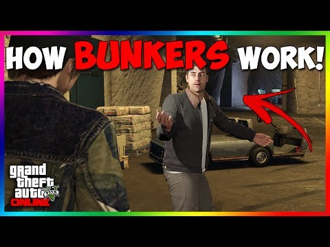 In-Depth BUNKER Tutorial and Walkthrough w/ All Prices! - GTA 5 Online (Gunrunning)