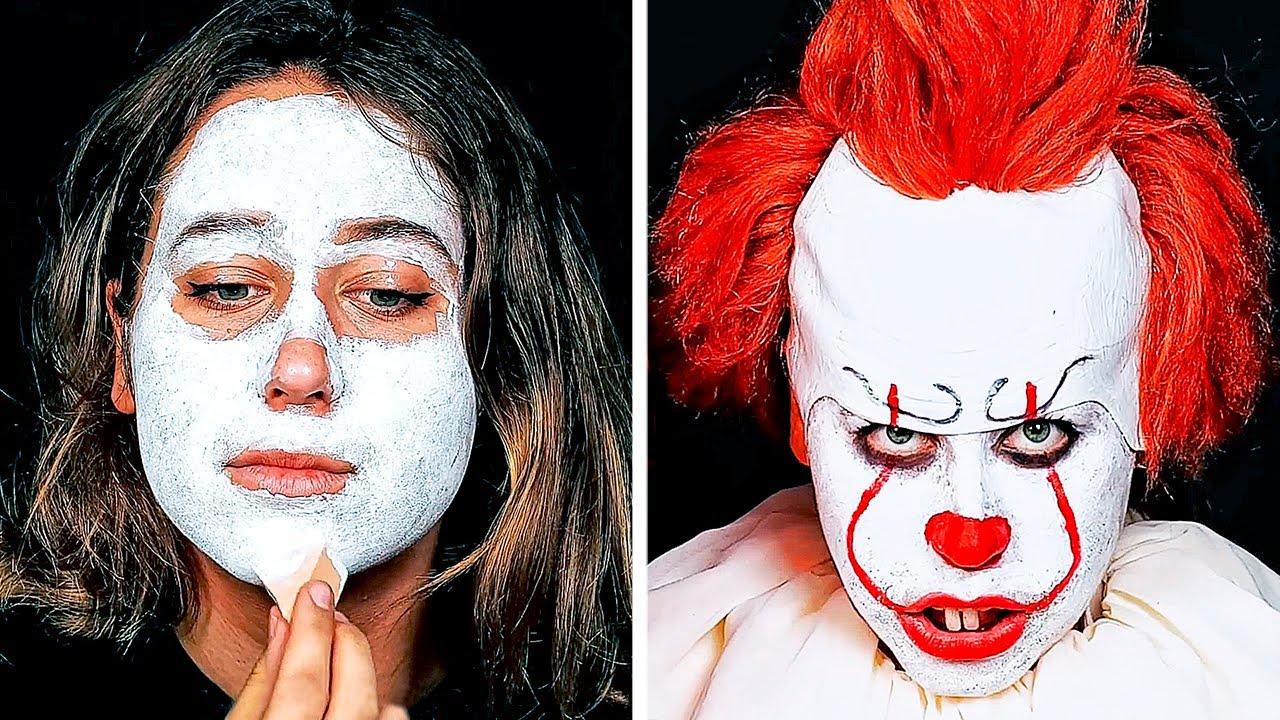 Easy Diy Halloween Makeup Ideas.23 Easy Yet Cool Diy Halloween Makeup And Costume Ideas Youtube