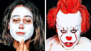 23 EASY YET COOL DIY HALLOWEEN MAKEUP AND COSTUME IDEAS