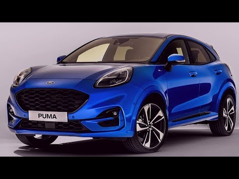 2020 FORD PUMA - Crossover With Decent Power and Interior!
