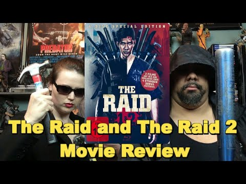 Movie Dojo Episode 8 (The Raid/Raid 2 Movie Review