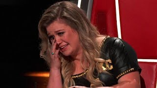 Top 10 performance That made coaches Cry in The voice Audition 2018 thumbnail