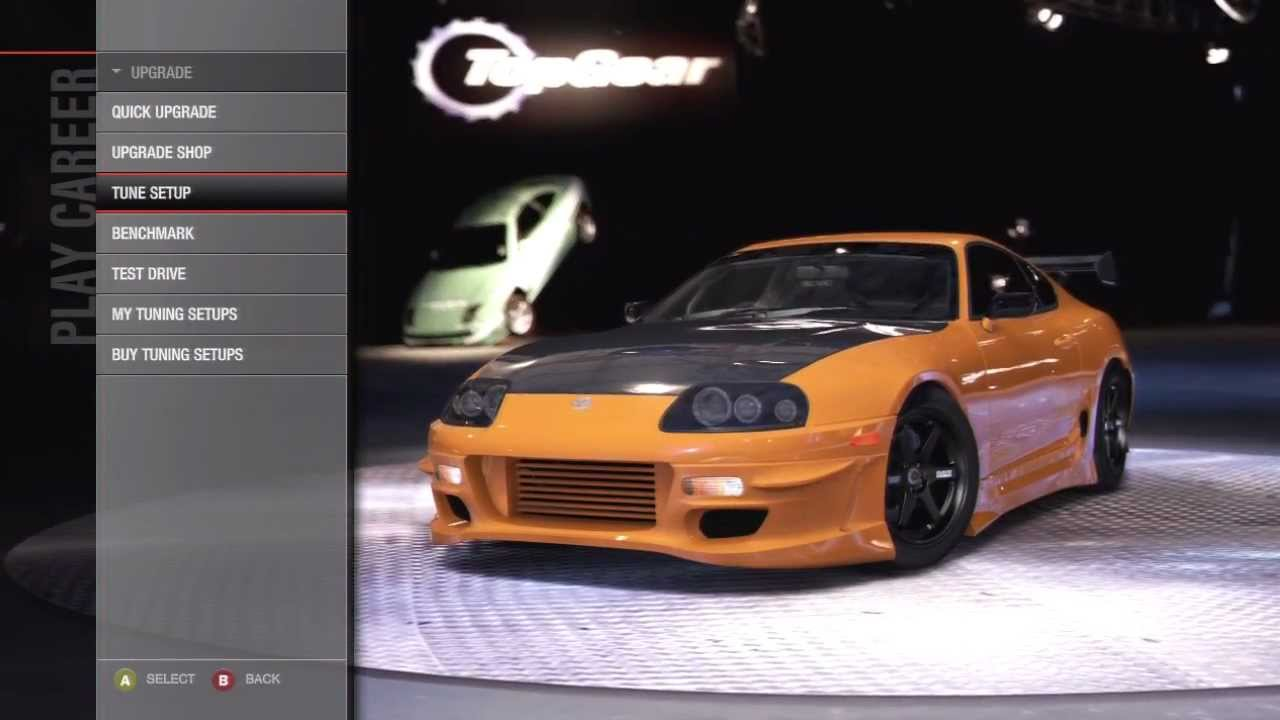 Forza 4 Best Drift setup build!! Toyota Supra RZ - YouTube