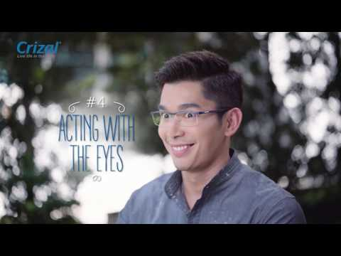 Essilor Crizal - A moment with Elvis Ng