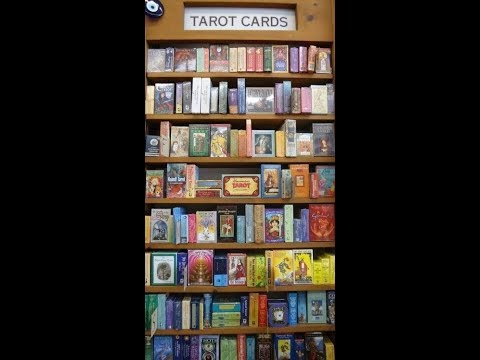 Tarot and Oracle Decks I AM using at the Notions-N-Potions, May, 2018 Psychic Fair