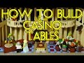 How to Build a LEGO Casino Slot Machine - YouTube