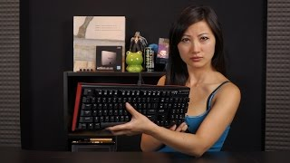 Azio MGK-1 Backlit Mechanical Gaming Keyboard Unboxing: Kailh Blues!