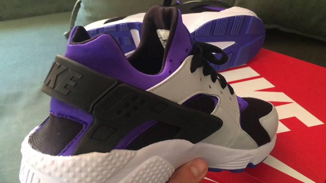 243599bf8542 Nike Air Huarache - Persian Violet
