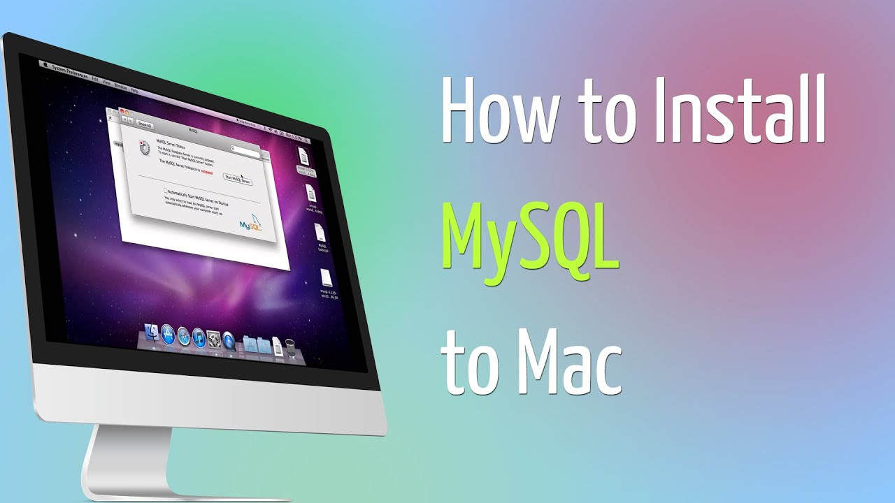 Mysql client for mac