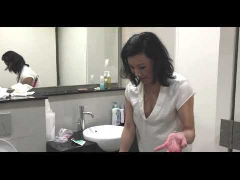Joan Chen Try Cleaning