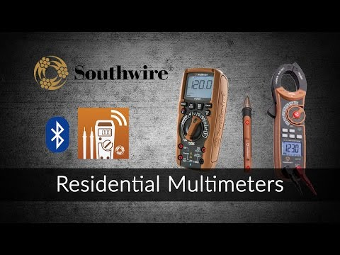 Residential Electrician Meters from Southwire
