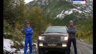 видео Участники экспедиции «59 широта» снимают фильм о неизведанной России
