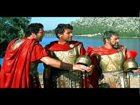 Manos Hadjidakis  The 300 Spartans 1962  Original Soundtrack