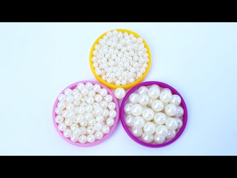 How To Make beautiful Pearls Necklace At Home   DIY   Bridal Pearl Necklace   Chokar   Uppunuti Home