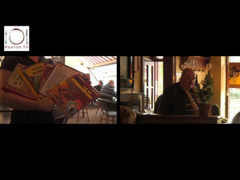 Web video : restaurant à Bruxelles Le Zinneke