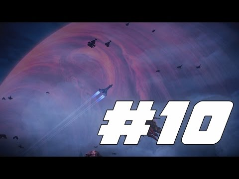 "Mass Effect Andromeda: Male Ryder - Part 10  ""Cutting through the jungle of Havarl"""