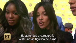 fifth harmony fangirls over performing with taylor swift and sings little mix legendado pt br