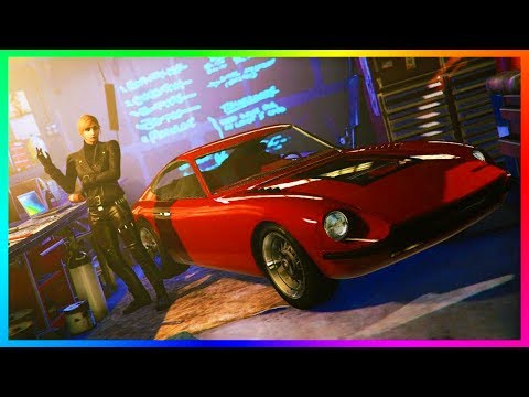 GTA Online NEW DLC Vehicle Released Spending Spree - Karin 190Z, NEW GTA 5 Content Update & MORE!