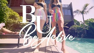 BU Be Active - Poolside - Video Shoot