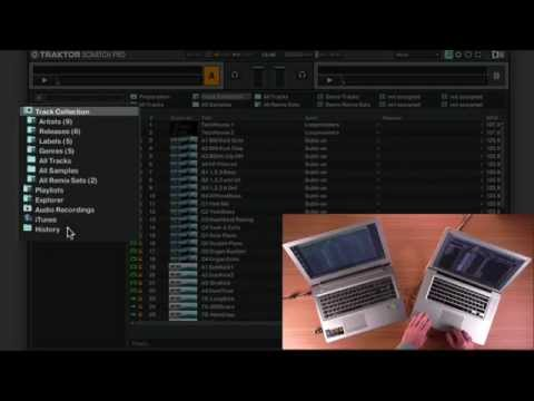 Dive Into Traktor Video 3 - Importing Your Music