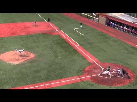D1 Baseball, University of Massachusetts Lowell vs Binghamton University ... 4-6-15
