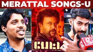 Thalaivar dha Kingu! Anirudh Semma Massu...| Petta Songs Public Review | Rajinikanth