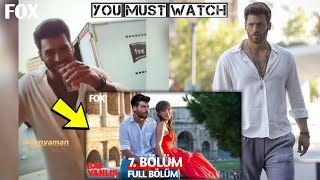 Can yaman says you must watch Mr.Wrong's (Bay Yanlis) Episode 7 | @Canyaman  Message For Fans 2020