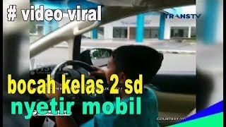 Download Video Jangan ditiru !! bocah kelas 2 sd nyetir mobil hujan coment netizen @ insert 29 januari 2018 MP3 3GP MP4