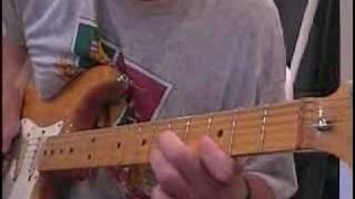 les boys - dire straits - guitar riff