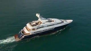 zaliv III Motoryacht 50Mt. Superyacht Charter