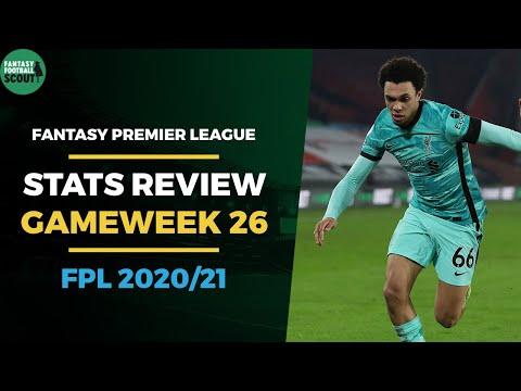 FPL Gameweek 26