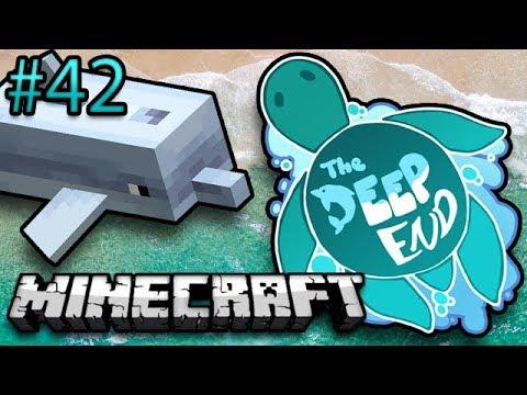 Minecraft: The Deep End Ep. 42 - Volcano Prank thumbnail