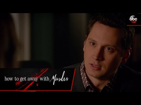 Asher Says 'I Love You' - How To Get Away With Murder Finale