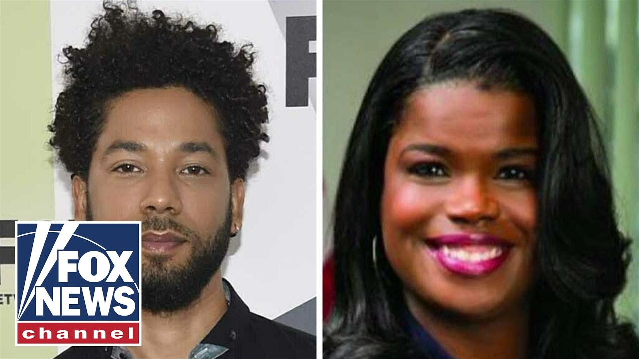 Cook County State's Attorney Kim Foxx recuses herself from Jussie Smollett investigation