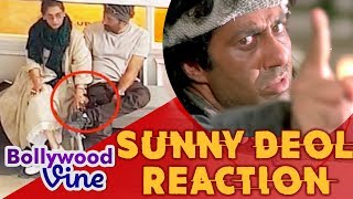 Sunny Deol Reacts On Video With Dimple Kapadia Holding Hands#Indian Comedy