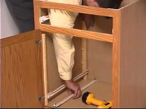 Adjustable Pull Out Shelves Youtube