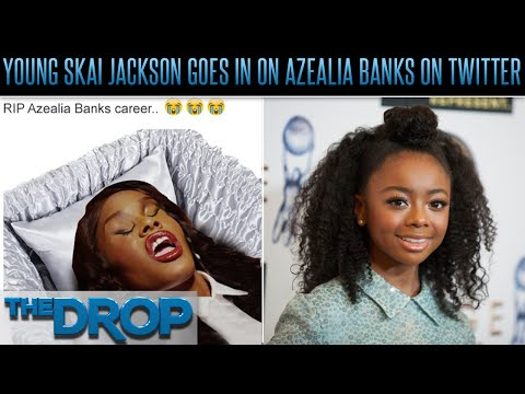 Azealia Banks' Racist Rant at Zayn Malik – The Drop Presented by ADD