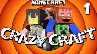 Minecraft Mods ★ RAINBOW POOPER ★ CrazyCraft [1]