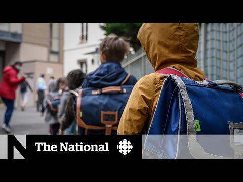 CBC News: The National: Back to school: What can teachers and students do to prevent the spread of COVID-19?