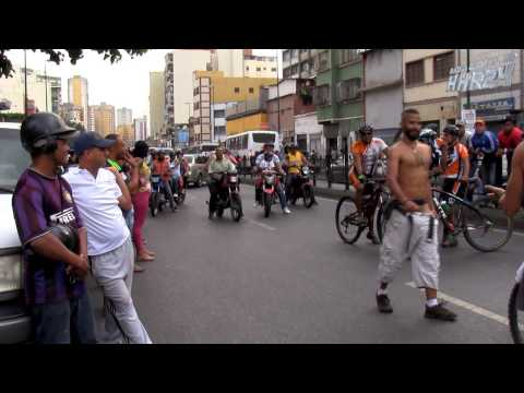 EDIT CICLONUDISTA MUNDIAL  2014 - CARACAS - VENEZUELA - HHR24HD - RADIO DIGITAL