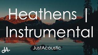 Heathens - twenty one pilots (Acoustic Instrumental)