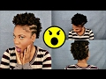 Easy as 1,2,3 Mohawk Tutorial