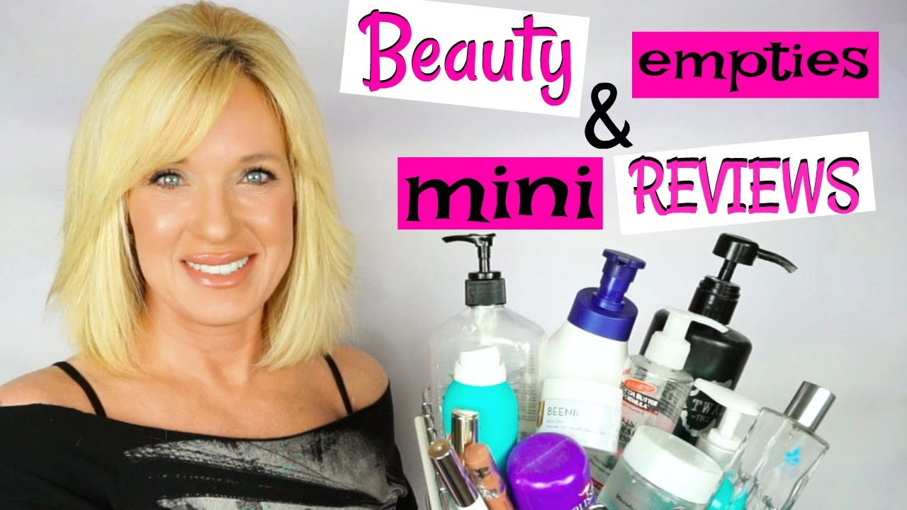 Beauty REVIEWS! Makeup, Skin Care, Hair Care & Body Care!