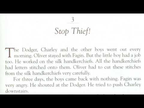 Oliver Twist - 3 Stop The Thief