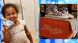 Nike Adventure Club Unboxing!!