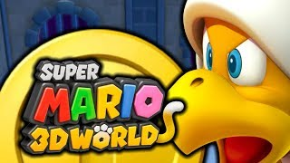 I COIN'T BELIEVE IT! - Super Mario 3D World Coinless (World 6)