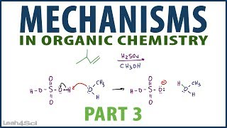 http://leah4sci.com/mechanism presents: Organic Chemistry Reaction ...